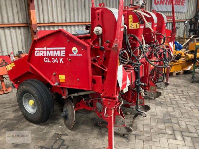 Kartoffellegemaschine des Typs Grimme GL 34 K, Gebrauchtmaschine in Twist - Rühlerfeld (Bild 1)