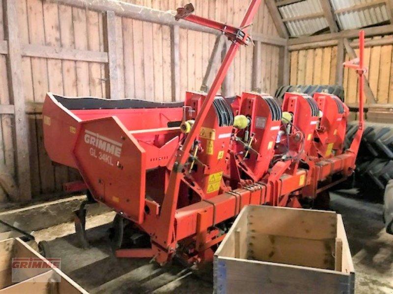 Kartoffellegemaschine типа Grimme GL 34 KG, Gebrauchtmaschine в Rødkærsbro (Фотография 1)