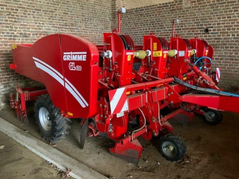 Kartoffellegemaschine типа Grimme GL 430, Gebrauchtmaschine в ROYE (Фотография 1)