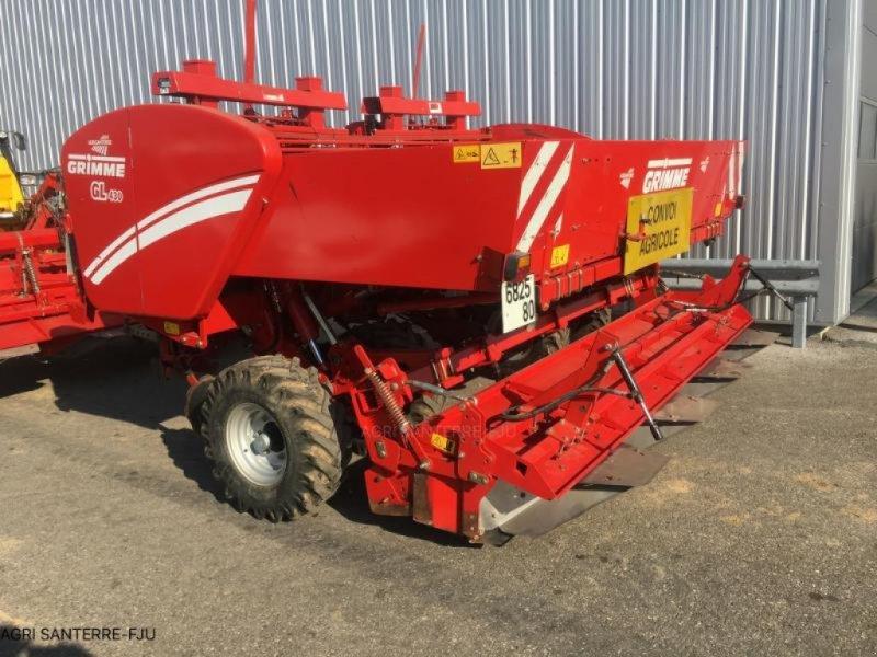 Kartoffellegemaschine des Typs Grimme GL 430, Gebrauchtmaschine in ROYE (Bild 1)