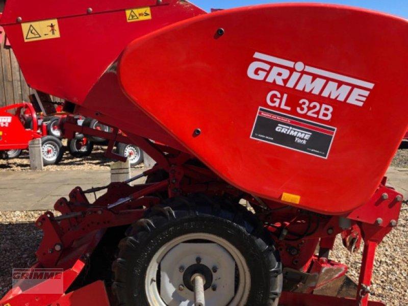 Kartoffellegemaschine tip Grimme GL32B, Gebrauchtmaschine in Lincolnshire (Poză 2)