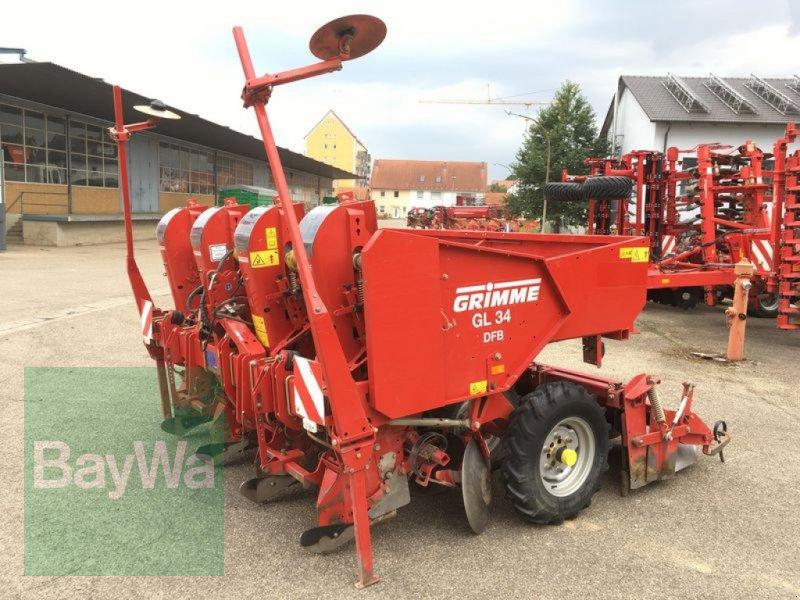 Kartoffellegemaschine des Typs Grimme GL34K-DFB, Gebrauchtmaschine in Obertraubling (Bild 7)