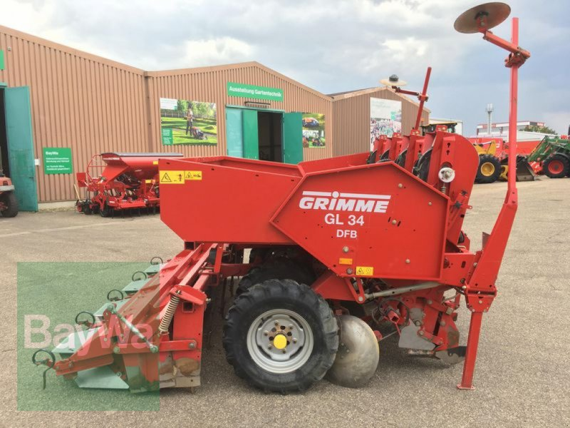 Kartoffellegemaschine des Typs Grimme GL34K-DFB, Gebrauchtmaschine in Obertraubling (Bild 2)