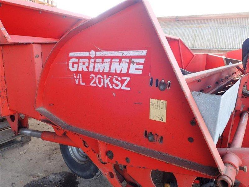 Kartoffellegemaschine типа Grimme VL20-KSZ 6rk 75cm rk afstand, Gebrauchtmaschine в Rødekro (Фотография 1)