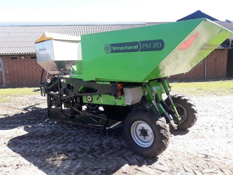 Kartoffellegemaschine типа Miedema PM20 RG Gødningsudstyr, Gebrauchtmaschine в Horsens (Фотография 1)