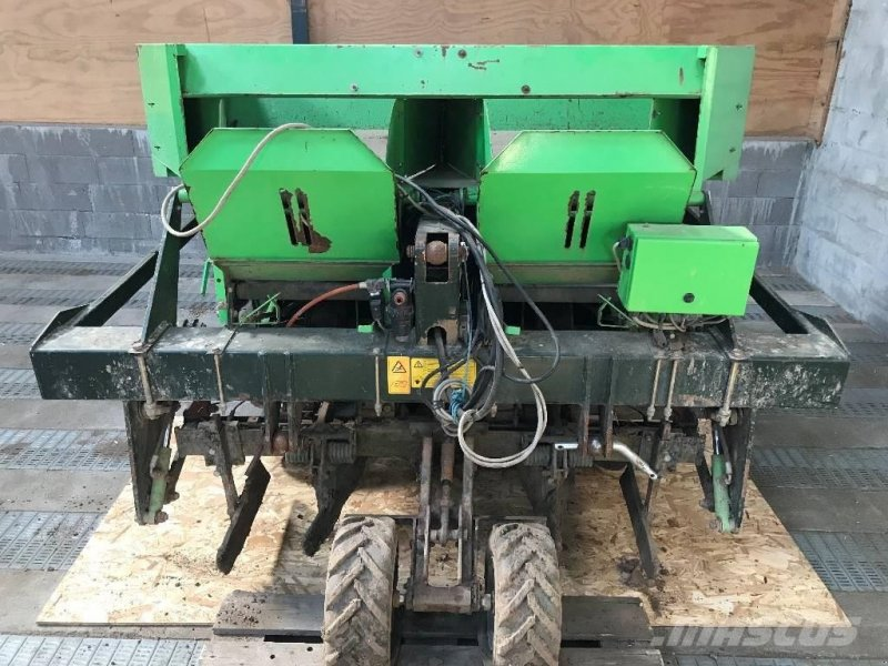 Kartoffellegemaschine типа Miedema STRUCTURAL PM 20, Gebrauchtmaschine в Bording (Фотография 1)