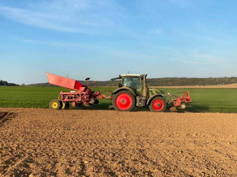 Kartoffellegemaschine типа Structural PM 40, Gebrauchtmaschine в Berching (Фотография 1)