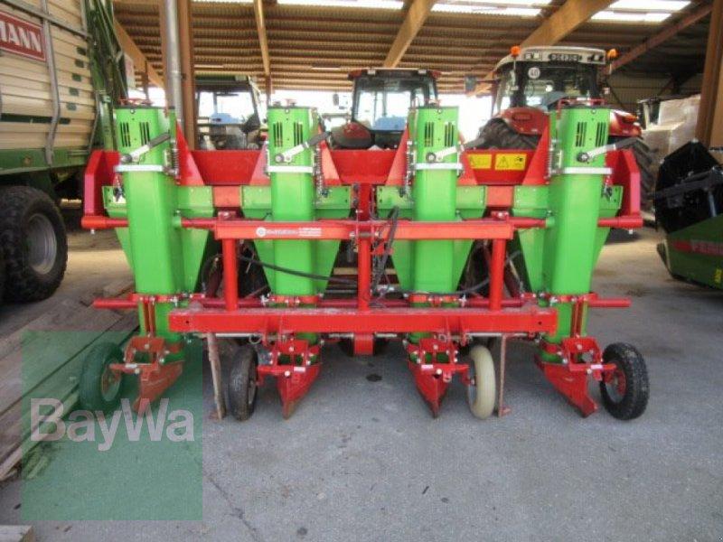 Kartoffellegemaschine des Typs Unia Kora 4H, Gebrauchtmaschine in Erbach (Bild 1)