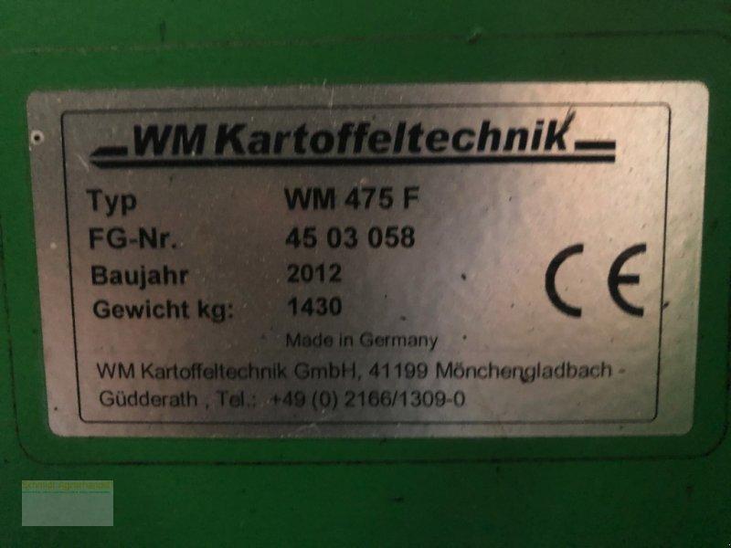 Kartoffelpflegetechnik des Typs WM Kartoffeltechnik WM 475 F, Gebrauchtmaschine in Dinkelshausen (Bild 5)