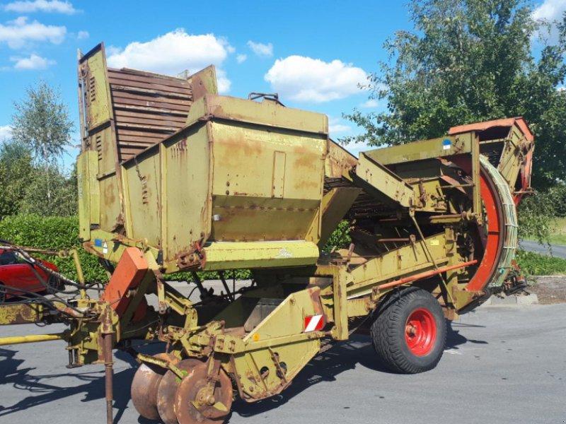 Kartoffelroder типа Bergmann K 200 Seitenroder, Gebrauchtmaschine в Rheda-Wiedenbrück (Фотография 1)