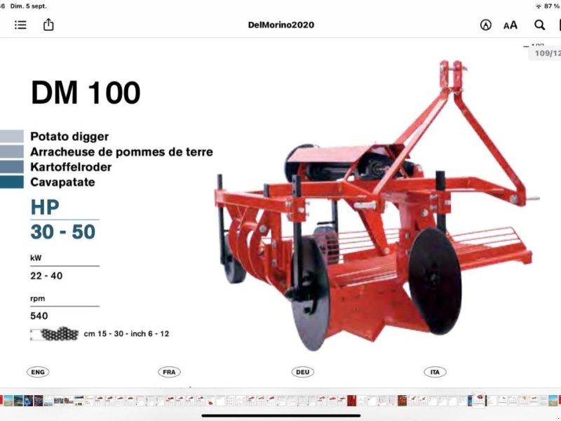 Kartoffelroder типа Del Morino DM 100, Gebrauchtmaschine в VERNOUX EN VIVARAIS (Фотография 1)