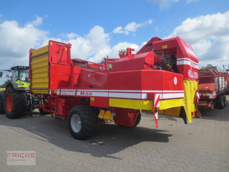 Kartoffelroder des Typs Grimme 75/55 UB, Gebrauchtmaschine in Bockel - Gyhum (Bild 1)