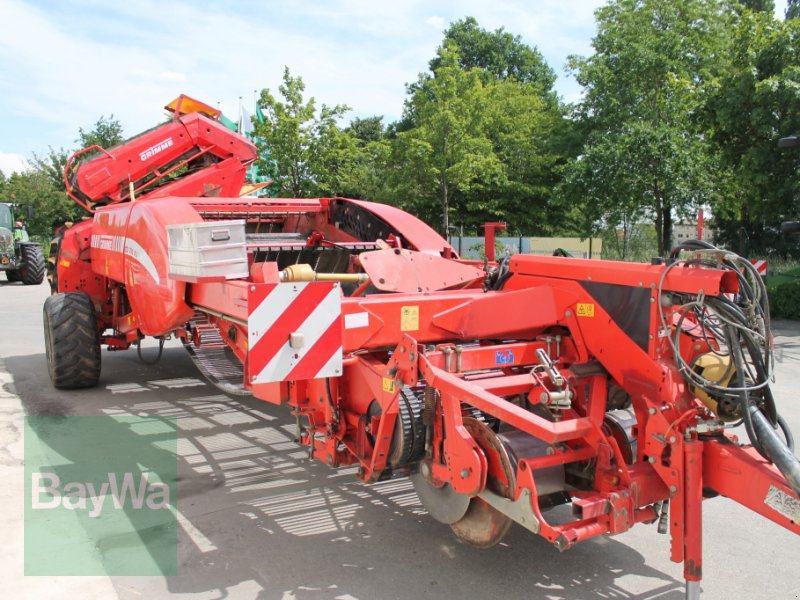 Kartoffelroder des Typs Grimme GZ 1700 DL, Gebrauchtmaschine in Straubing (Bild 6)