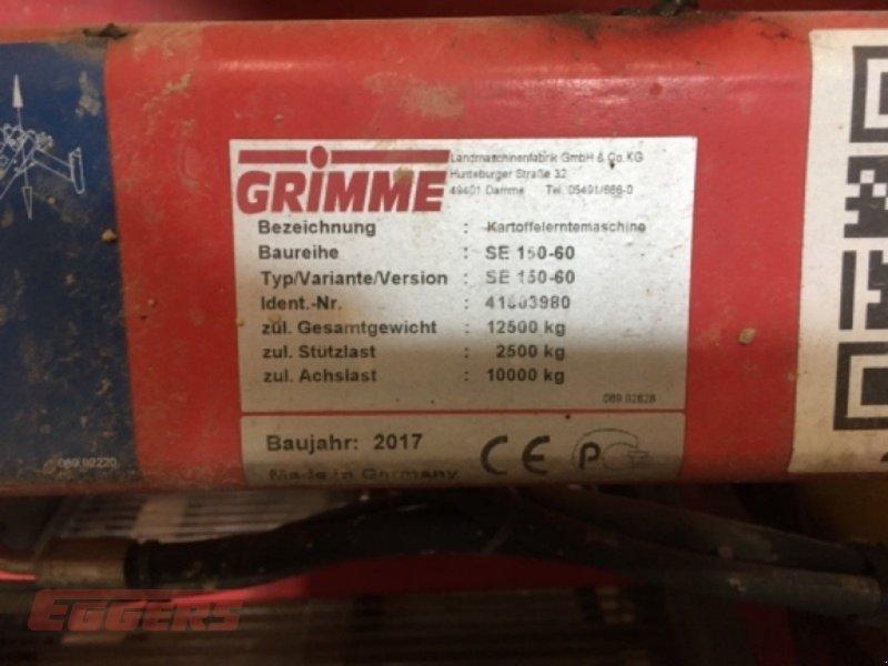 Kartoffelroder typu Grimme SE 150-60 SB, Gebrauchtmaschine w Suhlendorf (Zdjęcie 3)