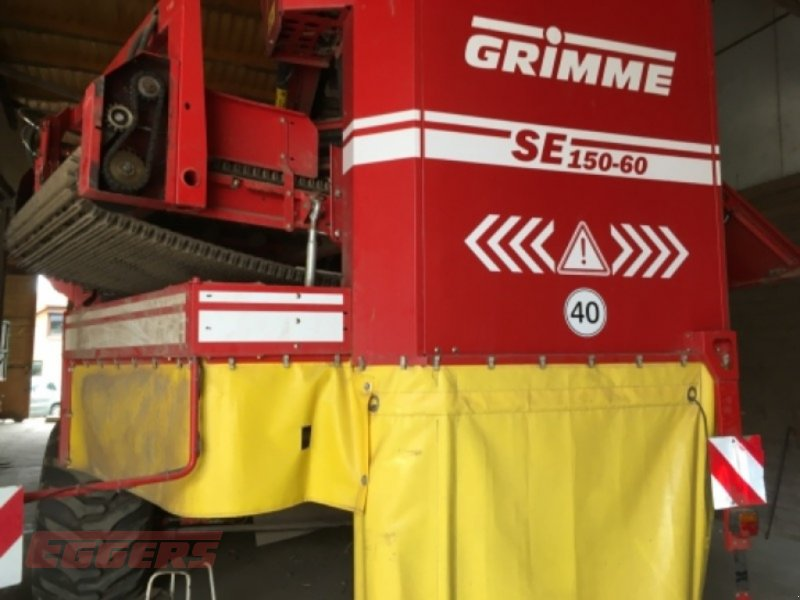Kartoffelroder typu Grimme SE 150-60 SB, Gebrauchtmaschine w Suhlendorf (Zdjęcie 7)