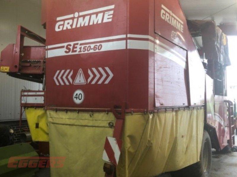 Kartoffelroder типа Grimme SE 150-60 SB, Gebrauchtmaschine в Suhlendorf (Фотография 1)