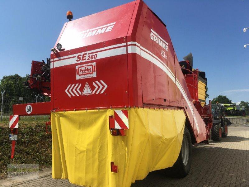 Kartoffelroder typu Grimme SE 260, Gebrauchtmaschine w Gülzow-Prüzen OT Mühlengeez (Zdjęcie 11)