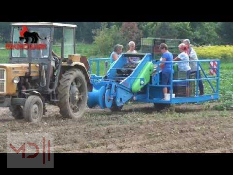Kartoffelroder типа MD Landmaschinen KR Kartoffelsortiermaschine PYRUS II, Neumaschine в Zeven (Фотография 1)