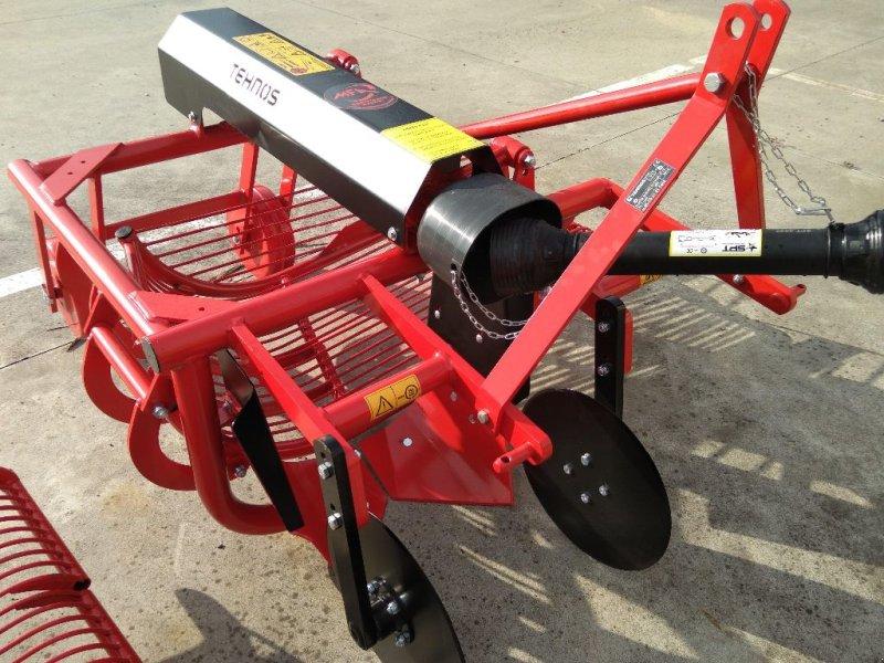 Kartoffelroder типа Tehnos IK-1D, Gebrauchtmaschine в LESTREM (Фотография 1)