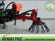 Kehrmaschine des Typs Adler Anbau-Wildkrautbürste W-Serie, Gebrauchtmaschine in Neubeckum