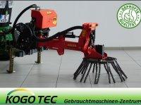 Adler Anbau-Wildkrautbürste W-Serie Kehrmaschine