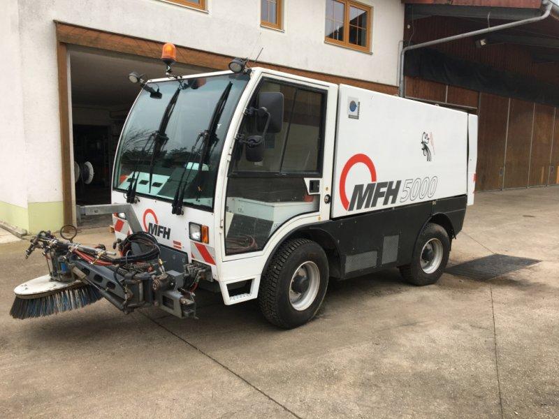 Kehrmaschine типа Aebi MFH 5000, Gebrauchtmaschine в Geiselhöring (Фотография 1)