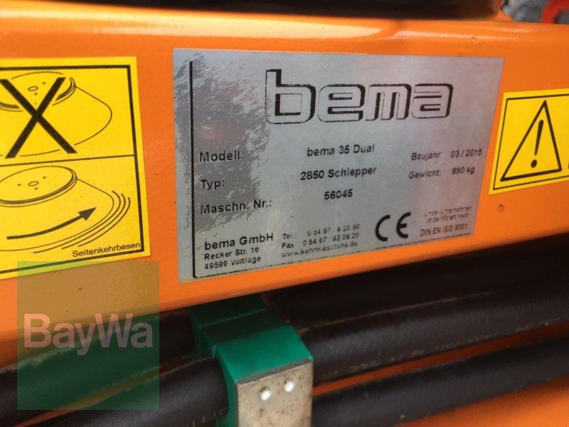 Kehrmaschine des Typs Bema 35 Dual 2850 Schlepper, Gebrauchtmaschine in Dinkelsbühl (Bild 8)