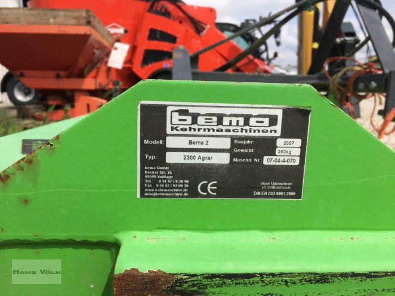 Kehrmaschine des Typs Bema Bema 2 Agrar 2300, Gebrauchtmaschine in Eggenfelden (Bild 4)