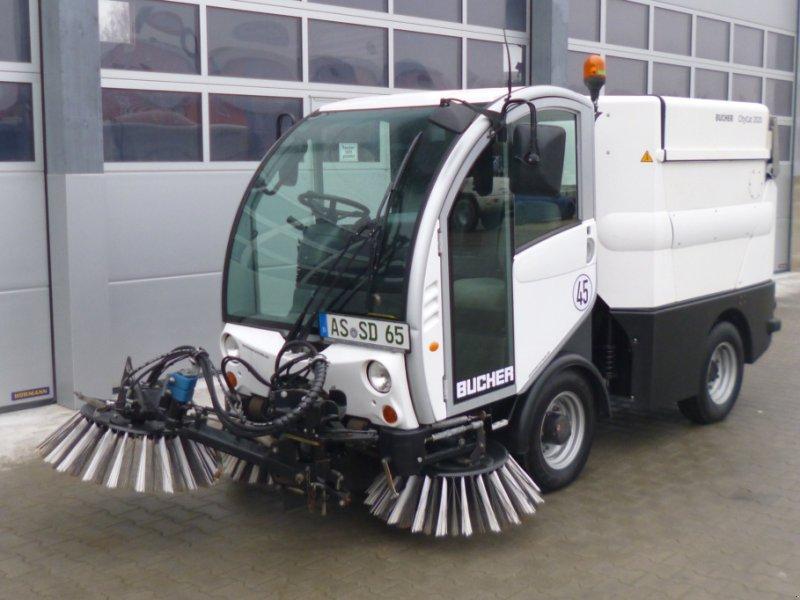 Kehrmaschine des Typs Bucher CityCat 2020, Gebrauchtmaschine in Ursensollen (Bild 5)