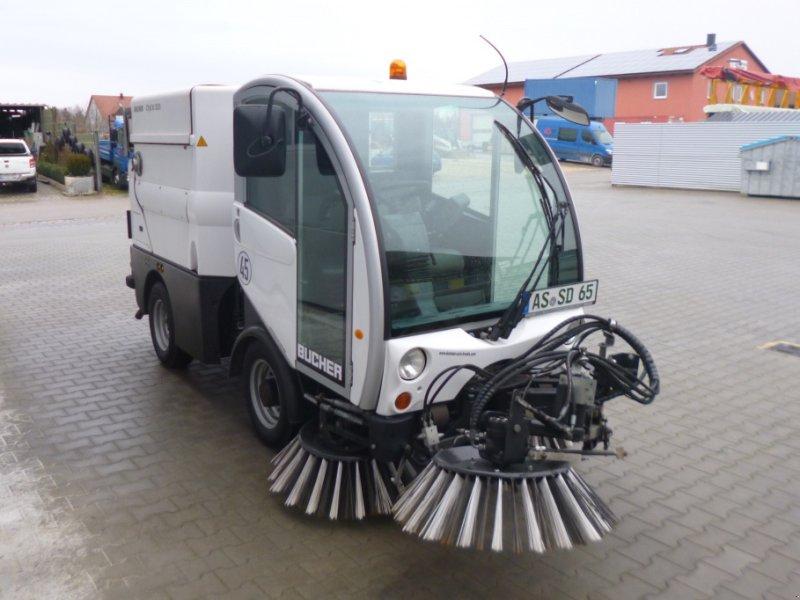 Kehrmaschine des Typs Bucher CityCat 2020, Gebrauchtmaschine in Ursensollen (Bild 7)