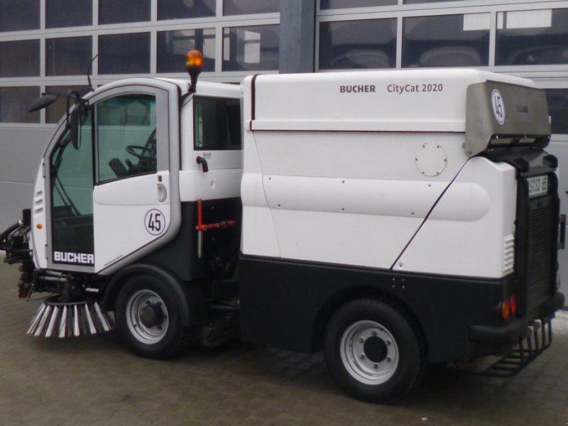 Kehrmaschine des Typs Bucher CityCat 2020, Gebrauchtmaschine in Ursensollen (Bild 11)