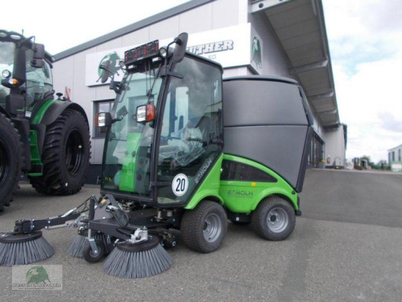 Kehrmaschine des Typs Egholm 2260 City Ranger, Neumaschine in Steinwiesen-Neufang (Bild 1)