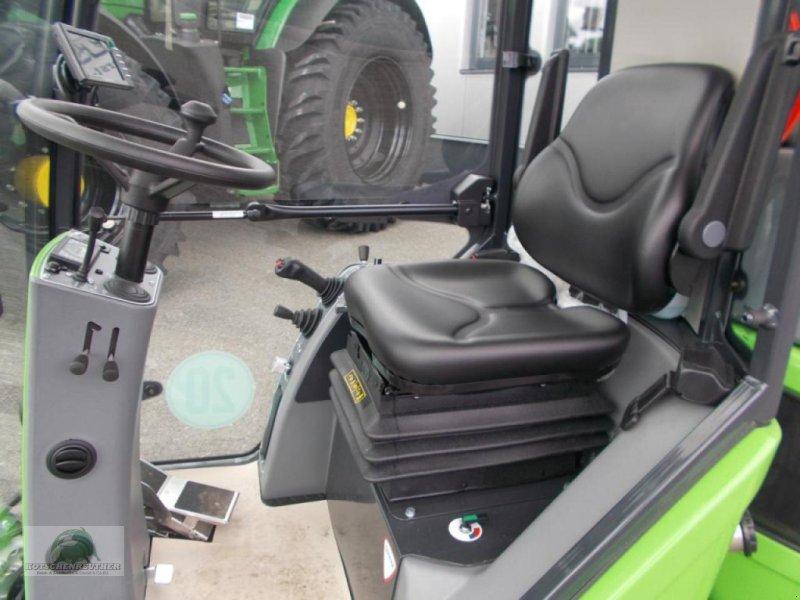 Kehrmaschine des Typs Egholm 2260 City Ranger, Neumaschine in Steinwiesen-Neufang (Bild 5)