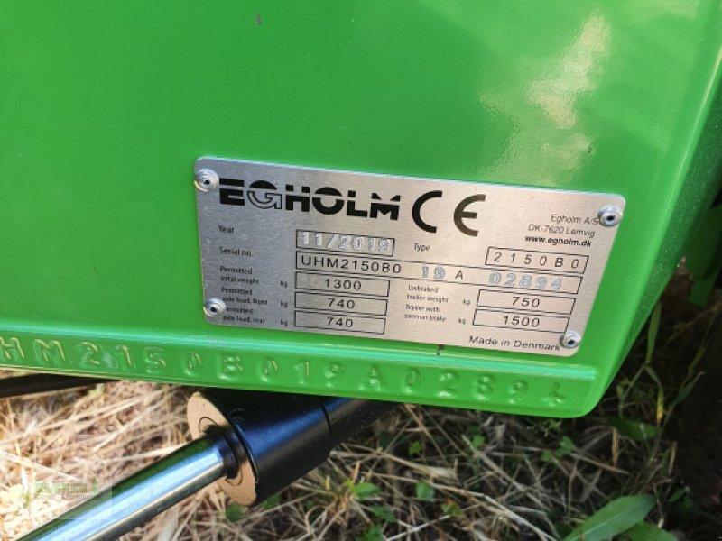 Kehrmaschine типа Egholm Park Ranger 2150, Gebrauchtmaschine в Halle (Фотография 7)