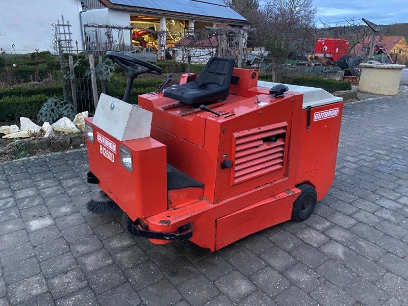 Kehrmaschine типа Gutbrod B 1260 D, Gebrauchtmaschine в Höttingen (Фотография 1)