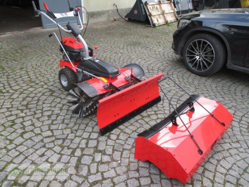 Kehrmaschine типа Jansen MKB-500 E mit Schneeräumschild neuwertig, Gebrauchtmaschine в Feuchtwangen (Фотография 1)
