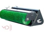 Kehrmaschine des Typs MD Landmaschinen IT Kehrschaufel 1,6 - 2,4m, Neumaschine in Zeven