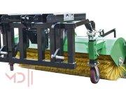 MD Landmaschinen Kellfri Kehrmaschine SM 1500 Vier Montage Typen Подметальная машина