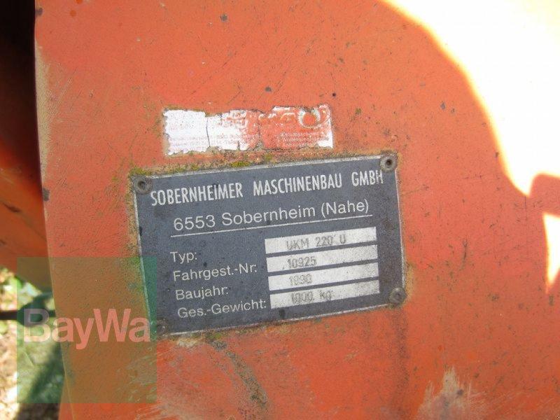 Kehrmaschine des Typs Sonstige KEHRMASCHINE UKM 220 U, Gebrauchtmaschine in Neumark (Bild 2)