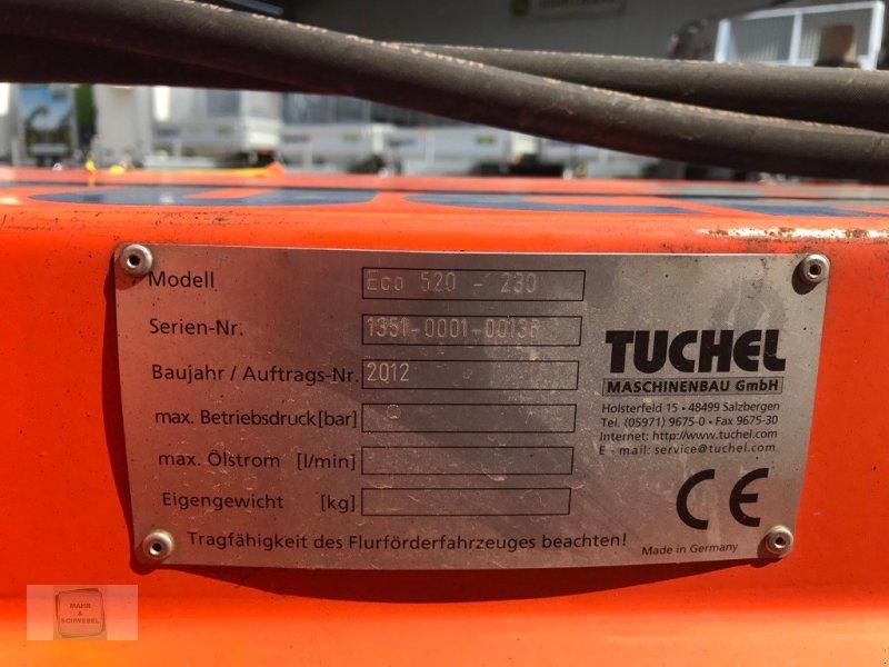 Kehrmaschine tip Tuchel Eco 520-230, Gebrauchtmaschine in Gross-Bieberau (Poză 6)