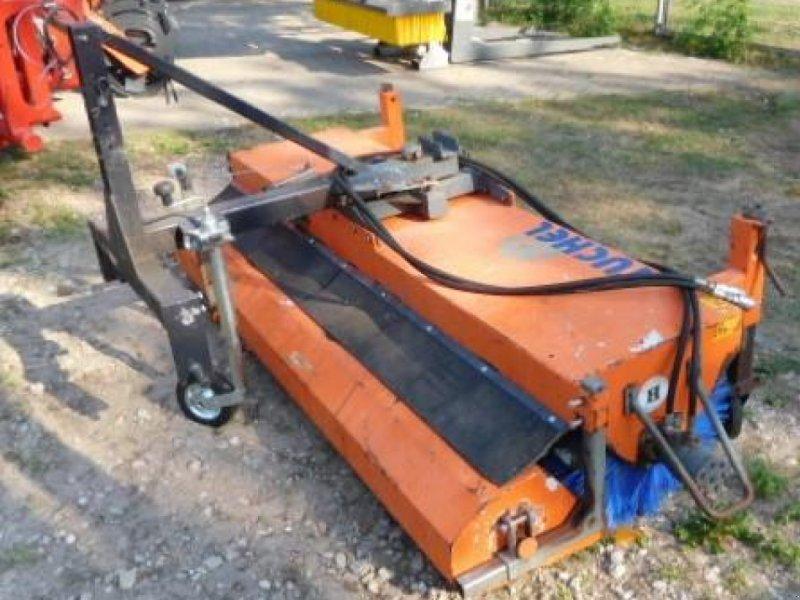 Kehrmaschine des Typs Tuchel EKM 230   HDS 520, Gebrauchtmaschine in Itterbeck (Bild 11)