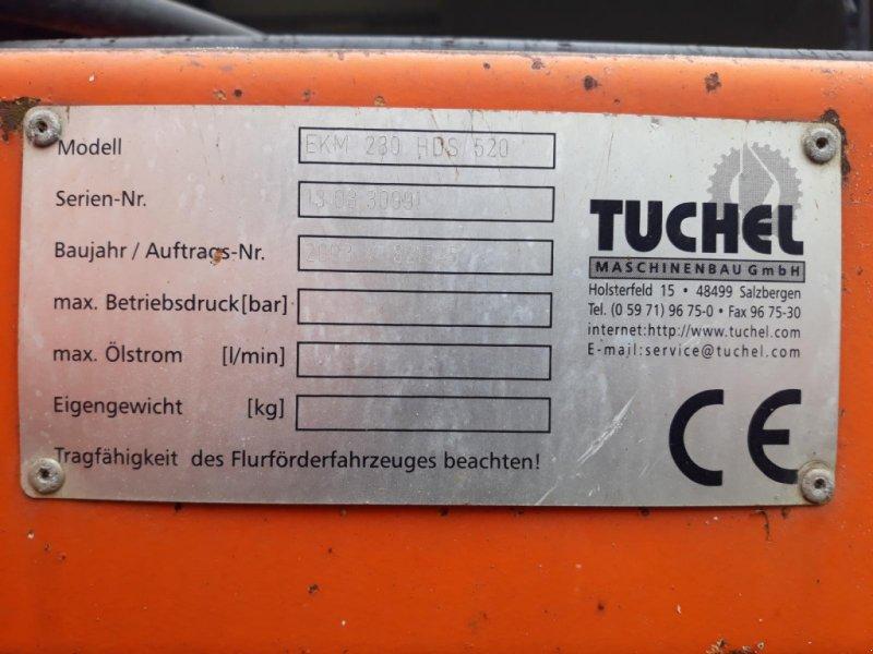 Kehrmaschine des Typs Tuchel EKM 230   HDS 520, Gebrauchtmaschine in Itterbeck (Bild 10)