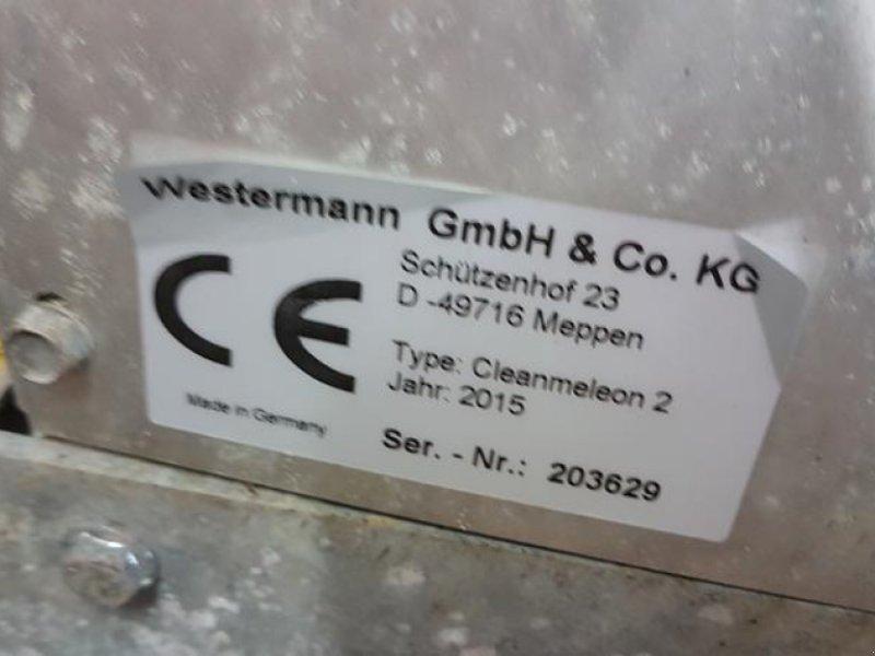 Kehrmaschine des Typs Westermann Cleanmeleon 2, Gebrauchtmaschine in Itterbeck (Bild 6)