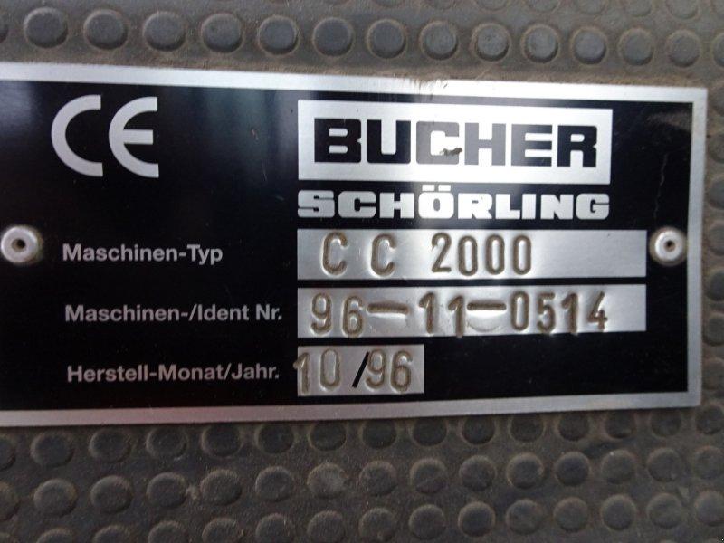 Kehrsaugmaschine tip Bucher CityCat 2000, Gebrauchtmaschine in st.georgen/y. (Poză 6)