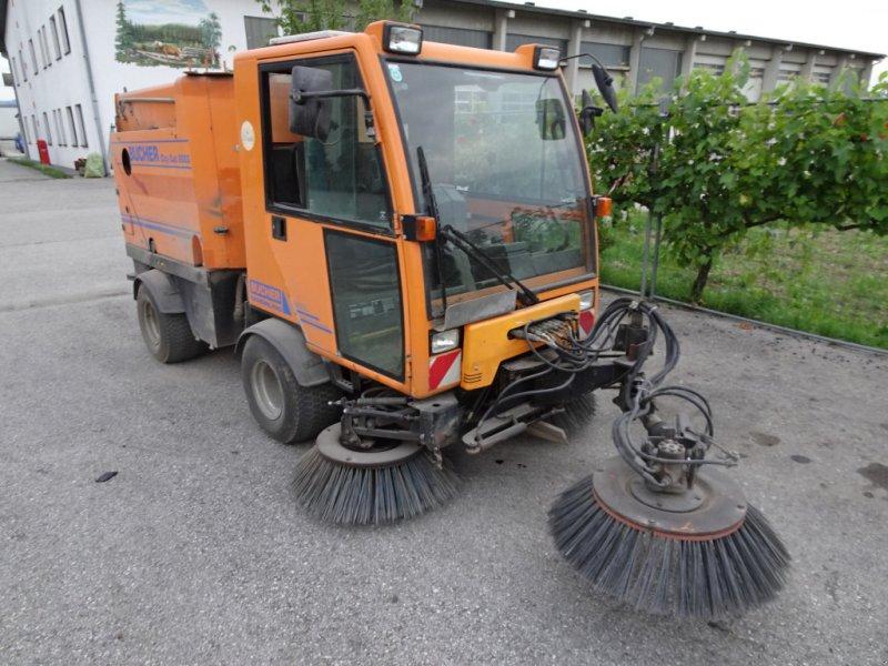 Kehrsaugmaschine tip Bucher CityCat 2000, Gebrauchtmaschine in st.georgen/y. (Poză 10)