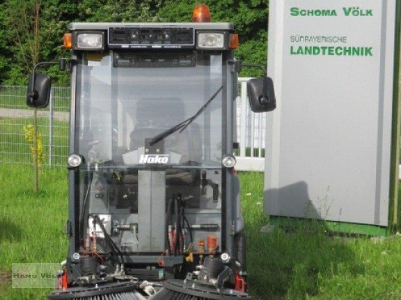 Kehrsaugmaschine des Typs Hako CityMaster 1200, Gebrauchtmaschine in Soyen (Bild 6)