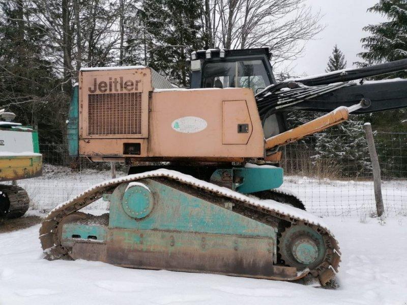 Kettenbagger типа Case IH Poclain-Jeitler Juri 3 Harvester, Gebrauchtmaschine в Brunn an der Wild (Фотография 1)