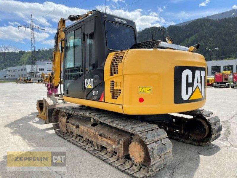 Kettenbagger des Typs CAT 311FL RR, Gebrauchtmaschine in Inzing (Bild 4)