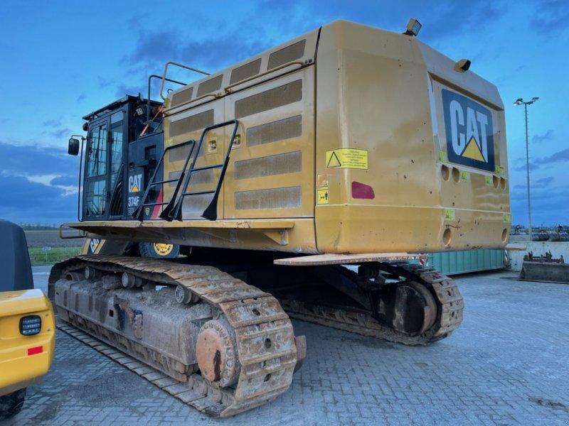 Kettenbagger типа Caterpillar 374F DLV, Gebrauchtmaschine в Holten (Фотография 1)