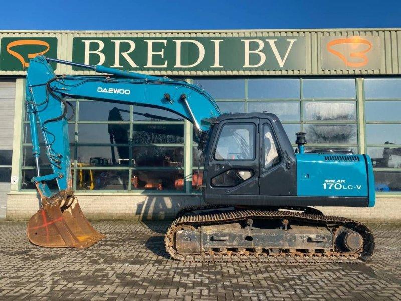 Kettenbagger типа Daewoo S170LC-V, Gebrauchtmaschine в Roosendaal (Фотография 1)